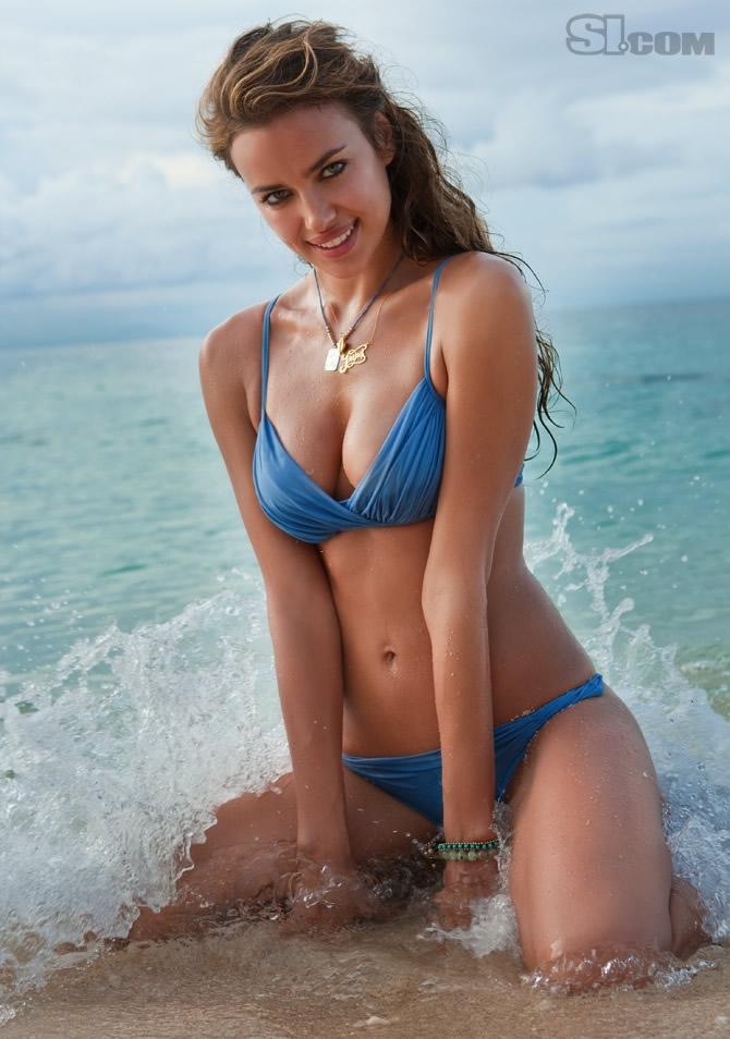 Irina Shayk Sports Illustrated Swimsuit 2011 Irina Shayk Sport Illustrated