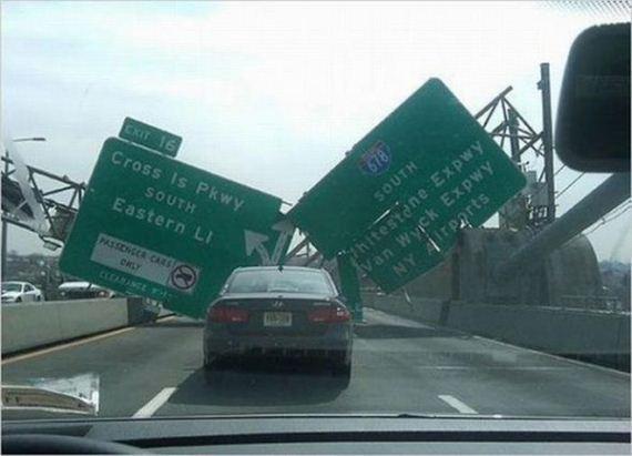 17 İnanılmaz Ve İmkansız Araba Kazaları