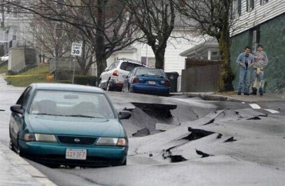 211 İnanılmaz Ve İmkansız Araba Kazaları