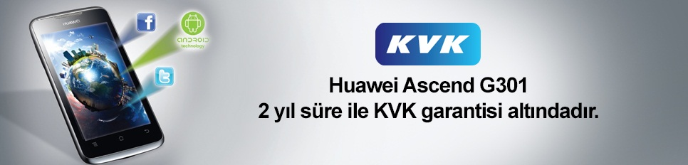 Huawei Ascend G301