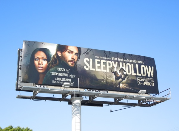 sleepy hollow remake billboard