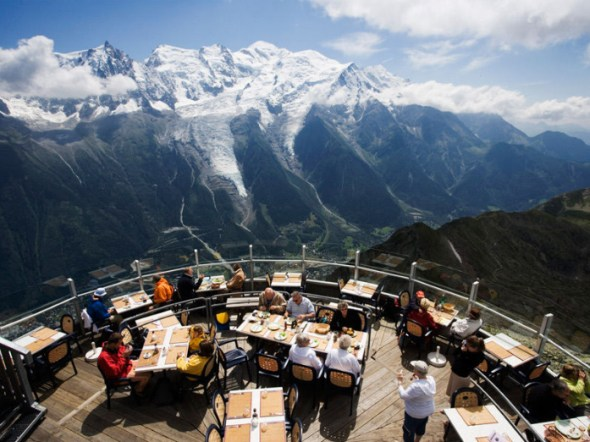 Manzarası İnanılmaz Güzel 50 Restaurant