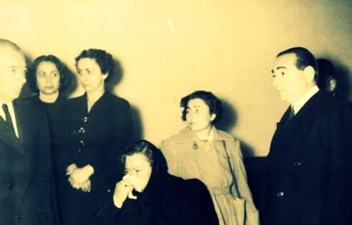 Atatürk'ün naaşının Etnoğrafya müzesinden Anıtkabir'e nakli 3