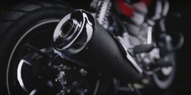 new-bajaj-v-150-exhaust