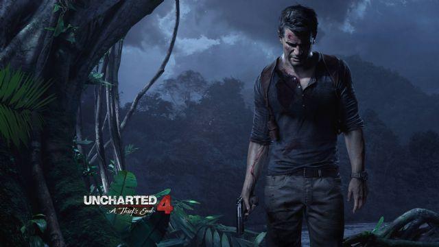 Uncharted 5'in ayak sesleri!
