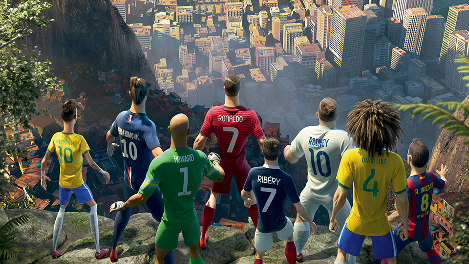 Nike Football: The Last Game (Türkçe versiyon)