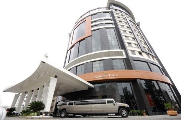 Golden Tulip Nicosia Hotel Casino ve diğer Lefkoşa otelleri